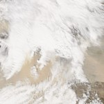 Óriási porvihar tombolt Kínában - videó