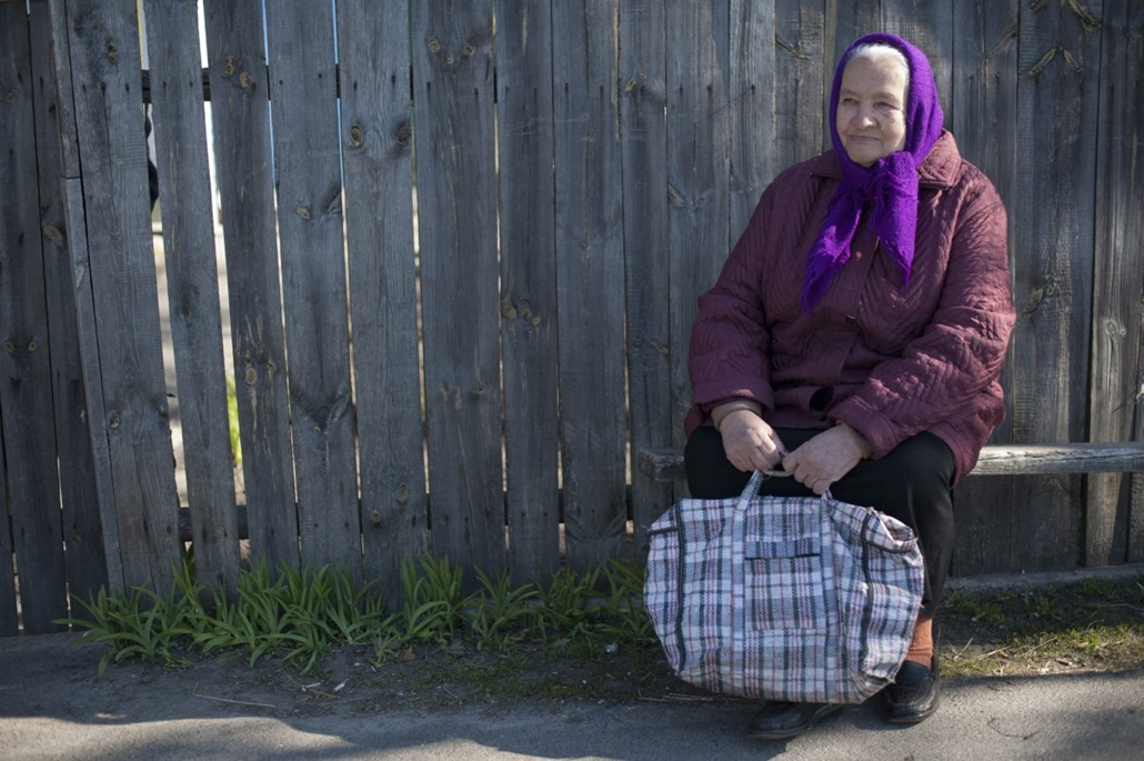 Csernobil képek - MTI