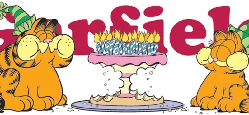 Boldog születésnapot, Garfield!