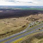 Koronavírus: alig van forgalom a magyar autópályákon