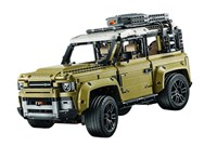 A Lego idő előtt lebuktatta a vadonatúj Land Rovert