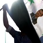 Esze ágában sincs távoznia a szír elnöknek