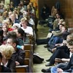 1,5 millió euróba került a 61 napig tartó bécsi diáktüntetés