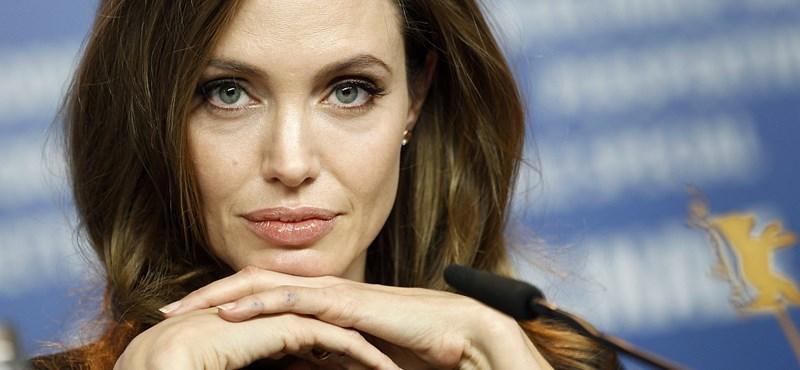 Előléptette az ENSZ Angelina Jolie-t
