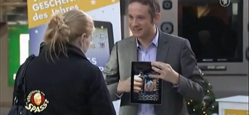 A világ legjobb iPad reklámja! (videó)