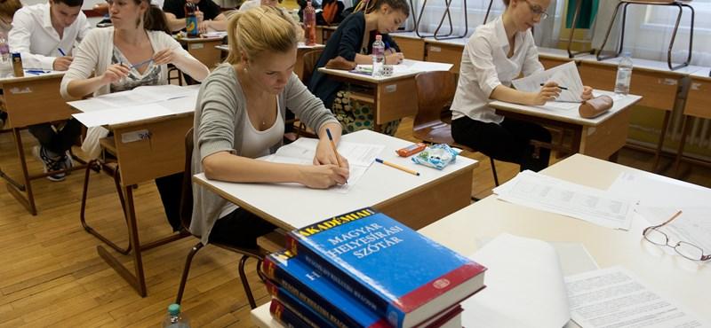 Érettségi 2012: hány százaléktól van meg a kettes?