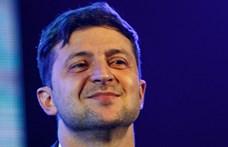 A humorban és az üzletben sem ismer tréfát, legújabb poénja, hogy ukrán elnök akar lenni