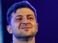 Megbirságolták az egyik ukrán elnökjelöltet, miután szavazott
