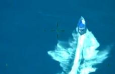 Több mint két tonna drogot foglaltak le Peru partjainál egy hajón