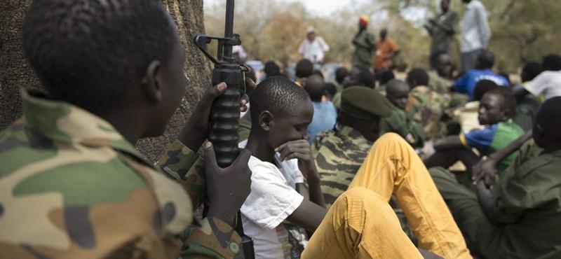 Csoportos nemi erőszak, kasztrálás – pokoli dolgok mennek Dél-Szudánban