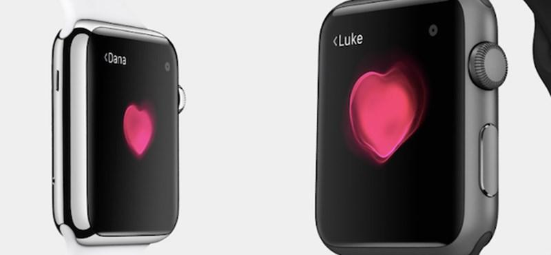 Még a PCR-teszt előtt jelezheti az Apple Watch a Covid-fertőzést