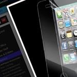 A nap kütyüje - láthatatlan iPhone pajzs