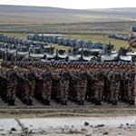 Így látja a NATO az eddigi legnagyobb orosz hadgyakorlatot – videó