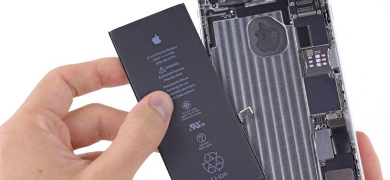 Gond az Apple akkucsere programjánál: kifogyóban a készletek