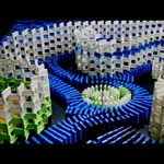Videó: dominóból készítettek el egy Van Gogh műremeket