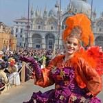 Az Angyal megérkezett Velencébe - fotók