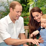 Fotó: Szívdöglesztő lesz a kis György herceg 18 évesen