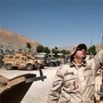 Még maradnak a magyar katonák Afganisztánban