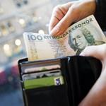 A svédeknek nem kell többé a készpénz