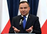 Keményebben kellene fellépni Moszkva ellen a lengyel elnök szerint
