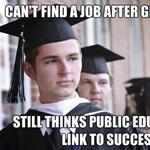 Diplomával minden más? Újabb mémek terjednek