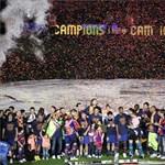 Megvédte bajnoki címét a Barcelona