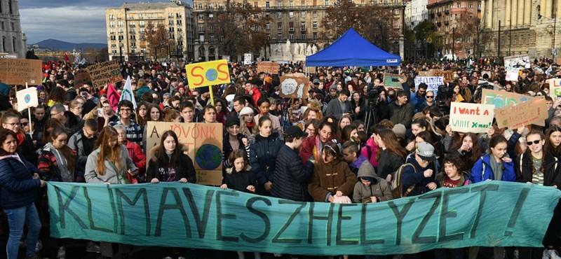 Klímavészhelyzet: gesztus az ellenzéknek, de lehet, hogy üres