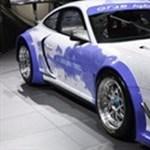 Facebook-autót készített a Porsche