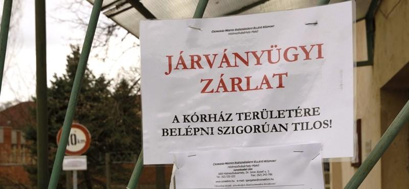 Kanyaró: már 29 beteg van itthon, de délután jönnek a friss adatok