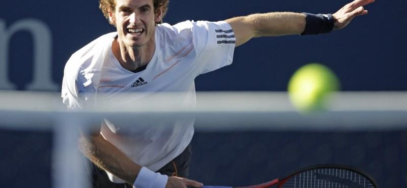 Újra Andy Murray az olimpiai teniszbajnok