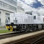 Íme a legújabb Audi, egy ezer lóerős, dízel-hibrid mozdony