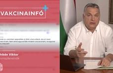 Orbán ismét megígérte, hogy senkit sem hagynak az út szélén