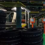 Leáll a termelés a Hankook rácalmási gyárában