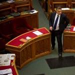 A csődtörvényt is elfogadta a parlament