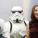 A Star Wars nagyasszonya kiverte a biztosítékot Hollywoodban