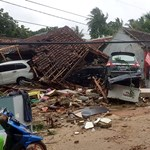 Felkavaró felvételek jelentek meg az indonéziai cunami pusztításáról – videó