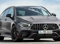 21 millió forinttól indul a rekorderős motorral szerelt új kecskeméti Mercedes-AMG