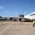 Egy nőről nevezték el a világ legnagyobb repülőgépét (videó)