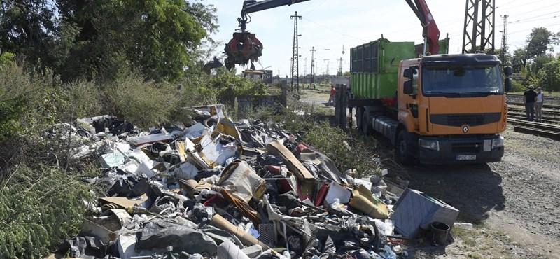Illegális hulladéklerakót lát? Mostantól bejelentheti!