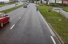 Halálos motorbaleset az M5-ösön