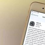Ismét lehet irigykedni az iPhone-osokra