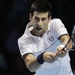 Gyokovics és Kvitova a tenisz-világbajnok