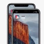 """Újabb app tusolja el az iPhone X kis """"hibáját"""""""