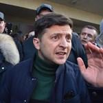 A Donyec-medencébe látogatott az új ukrán elnök