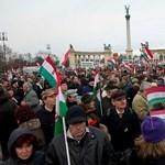 Tüntetések hétvégéje - Nagyítás-fotógaléria