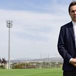 Megvan a Real Madrid új edzője