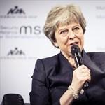 May: szó sem lehet második népszavazásról a Brexitről