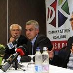 A Fidesz hátradőlve figyeli a baloldal vidéki marakodását