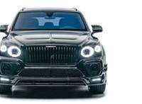 Minden eddiginél elrettentőbb külsőt kapott az új Bentley Bentayga