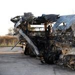 Buszbaleset: a sofőr az egyik sérült, vádat emeltek ellene